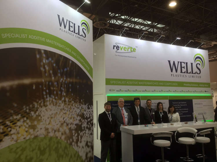 The Wells Team at K2016